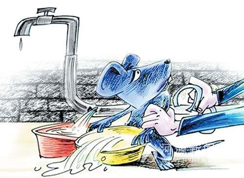 IC卡水表杜绝了让人可耻的偷水行为